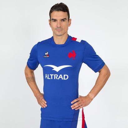 Le Coq Sportif France Home Shirt Men's 2021/22
