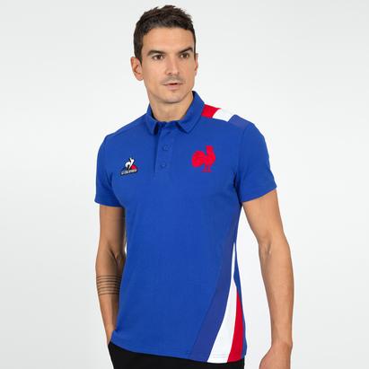 Le Coq Sportif France Polo Shirt Men's 21/22