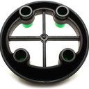 Soporte Pro 320 negro/verde