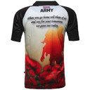Army Rugby Union Carta a Casa Primera Equipación M/C - Camiseta de Rugby