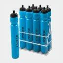 Metallic Crate 8 Botellas de Agua x 1ltr