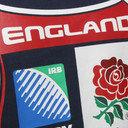 RWC 2015 Escudo - Camiseta de Rugby