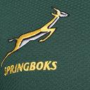 Sudáfrica Springboks 2017/18 M/C Home Pro - Camiseta de Rugby