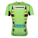 Northampton Saints 2017/18 Alternativa M/C Auténtica Test - Camiseta de Rugby