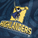 Highlanders 2018 Home Super Rugby M/C - Camiseta