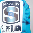 Blues 2018 Home Super Rugby M/C - Camiseta de Rugby
