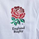 Inglaterra Rugby RFU Niños Poly - Camiseta