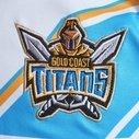 Gold Coast Titans 2018 NRL Alternativa M/C - Camiseta de Rugby