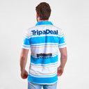 Gold Coast Titans 2018 NRL Heritage M/C - Camiseta de Rugby
