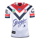 Sydney Roosters NRL 2018 Alternativa M/C - Camiseta de Rugby