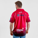 British Army 2018 Players Home M/C - Camiseta de Rugby