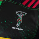 Harlequins 2018/19 Alternativa M/C Réplica - Camiseta