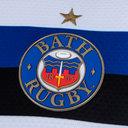 Bath 2018/19 Home M/C Players Test - Camiseta de Rugby