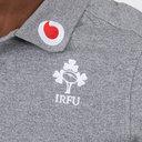 Irlanda IRFU 2018/19 Algodón Stripe Rugby - Polo