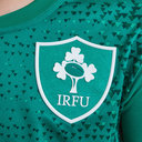 Irlanda IRFU Niños Home Pro M/C - Camiseta de Rugby
