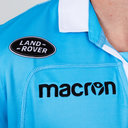 Glasgow Warriors 2018/19 Replica Alternativa Camiseta de Rugby