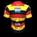 Camiseta Rugby Replica Carmathen Quins RFC
