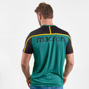 Norhampton Saints 2018/19 T-Shirt de Entrenamiento de Rugby
