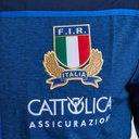 Italia 2018/19 Players Anthem Chaqueta de Rugby con Cierre