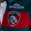 Leicester Tigers 2018/19 Home Camiseta Clasica de Rugby