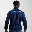Cardiff Blues 2018/19 Chaqueta de Jugador de Rugby