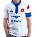 Francia 2018/19 Camiseta de Rugby Alternativa