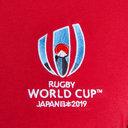 RWC 2019 Logo Cotton, Camiseta del Mundial