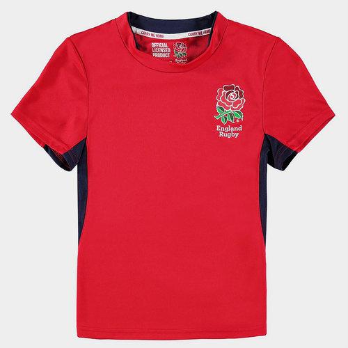 Poly T Shirt Junior Boys