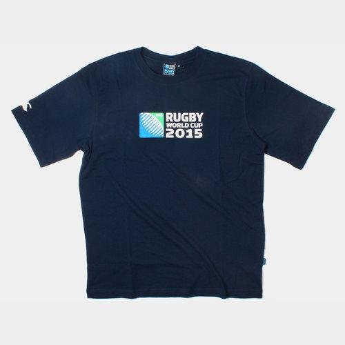 RWC 2015 Logo Niños - Camiseta de Rugby