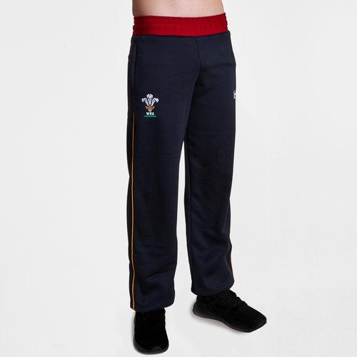 Gales WRU 2015/16 Niños Seguidores - Pantalones Polares de Rugby