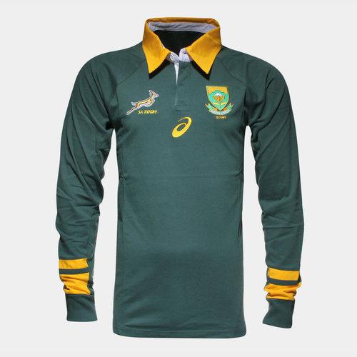 Sudáfrica Springboks 2015/16 M/L Seguidores - Camiseta de Rugby