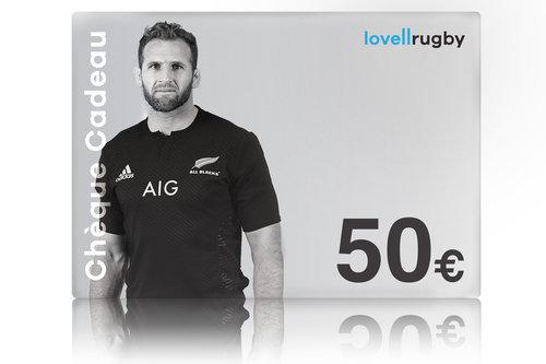 Lovell Rugby 50€ Cupón de Regalo Virtual