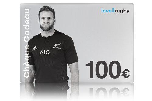 Lovell Rugby 100€ Cupón de Regalo Virtual