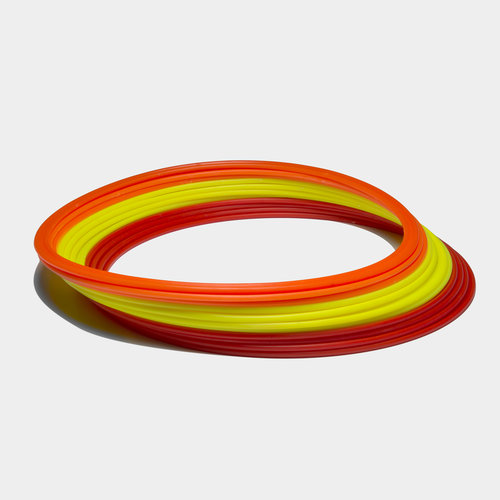 Aros de Velocidad 45cm - Set de 12
