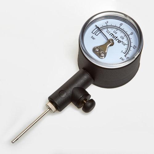 Manómetro bomba de presión para el balón