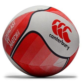 Catalyst XV Match - Balón de Rugby