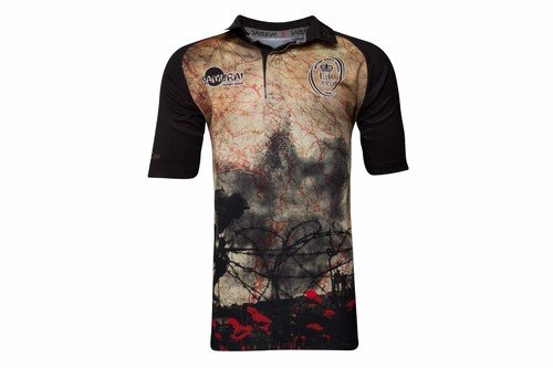 Army Rugby Union 2016 Battle of the Somme Conmemoración - Camiseta de Rugby