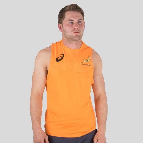 Sudáfrica Springboks 2017/18 Players Rugby - Camiseta de Entrenamiento