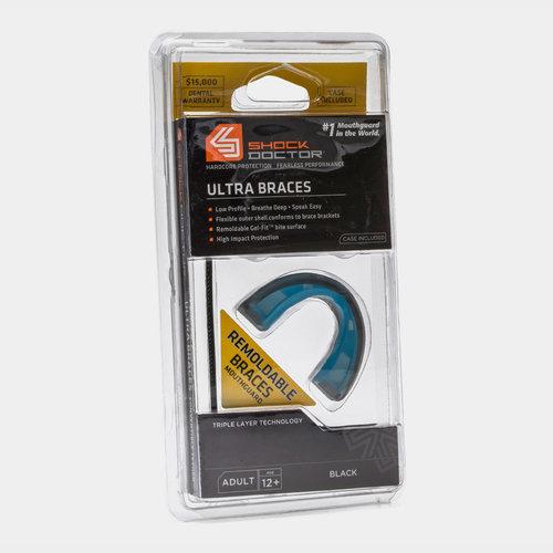 Shock Doctor Ultra Braces - Protector Bucal