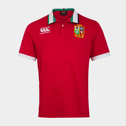 British and Irish Lions S/S Classic Jersey Mens