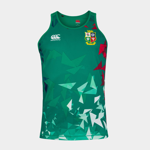 Camiseta sin Mangas British and Irish Lions