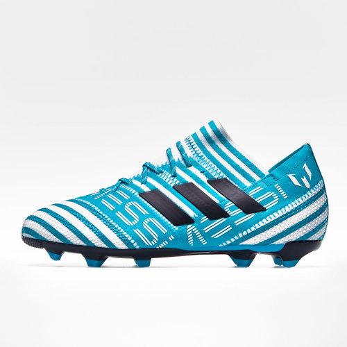 adidas Nemeziz Messi 17.1 FG Niños - Botas de Fútbol 36ef7182ba46b