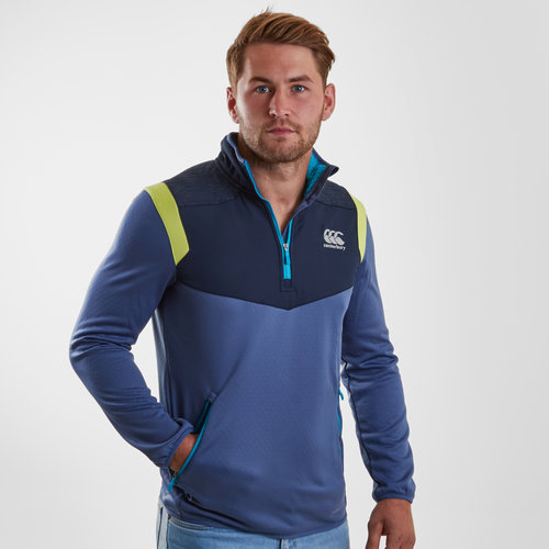 Thermoreg Spacer 1/4 Zip Polar Run - Top de Entrenamiento