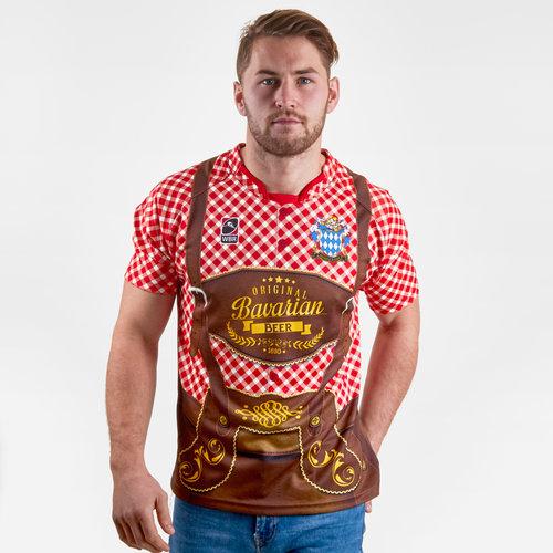 Bavaria RFC 2017/18 Alternativa M/C - Camiseta de Rugby
