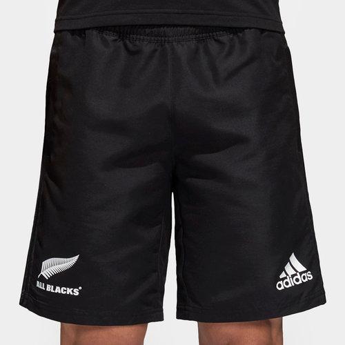 Nueva Zelanda All Blacks 2018 Woven Rugby - Shorts