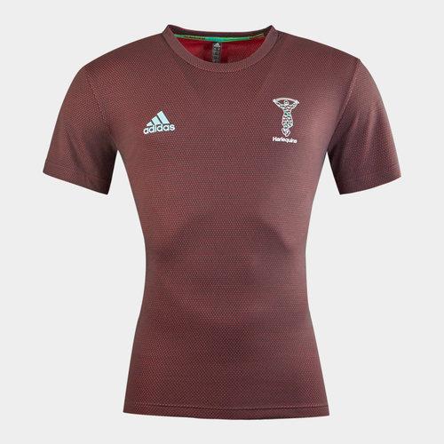 adidas Harlequins 2020/21 Players Performance T-Shirt