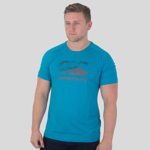 Vapodri Poly Logo Grande - Camiseta
