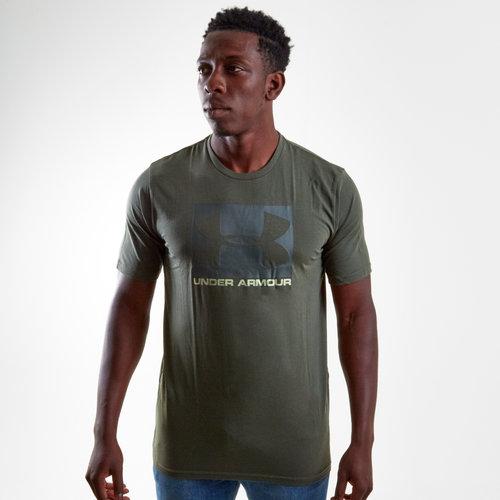 UA Boxed Sportstyle M/C - Camiseta