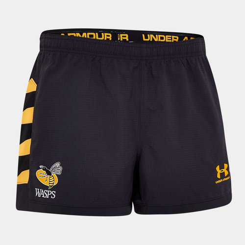 Wasps 2018/19 Home - Shorts de Rugby