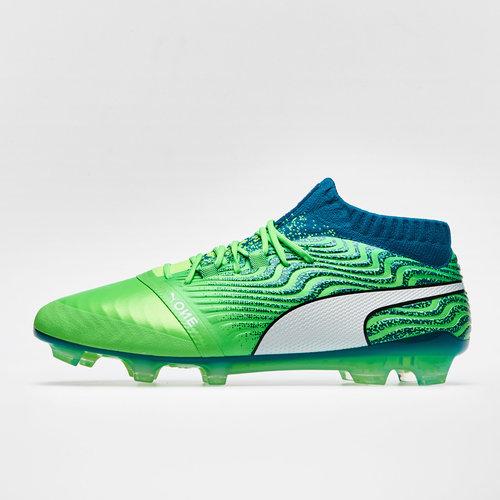 Puma One 18.1 AG - Botas de Fútbol
